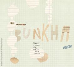 made by our beloved designer Elisa Von Randow specially for #BUNKHA. all rights reserved.