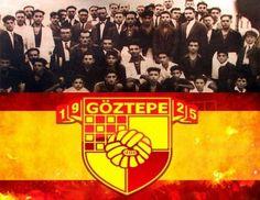 14 Haziran 1925 - Göztepe Spor Kulübü, İzmir Güzelyalı'da kuruldu. Once Upon A Time, Logos, Logo, Ouat