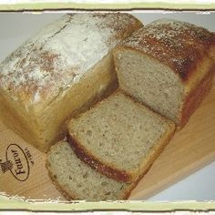 Chleb żytni Banana Bread, Good Food, Healthy Food, Eat Right, Yummy Food