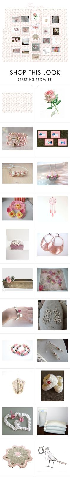 """""""For you ♥"""" by therusticpelican ❤ liked on Polyvore featuring Rustico, modern, contemporary and vintage"""