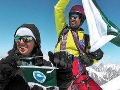 Samina Baig and Mirza Ali: Pakistan climbs Mount Everest! – The Express Tribune Blog