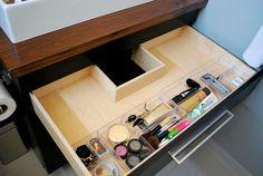 bathroom drawer under basin - Google keresés