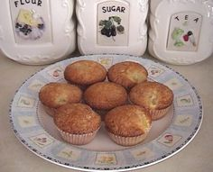 Pineapple - Coconut Muffins
