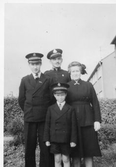 A Salvation Army Family.