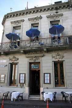 Bar in Buenos Aires, Argentina.  I want to go to Buenos Aires