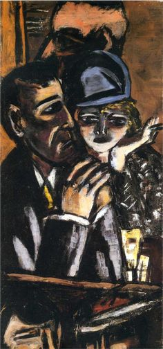 Max Beckmann (German, 1884-1950)  http://www.wikipaintings.org/en/max-beckmann/not-detected-259774#supersized-artistPaintings-259774