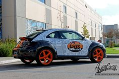 West Coast Custom Wrap job using Avery Dennison vehicle wrap films and overlaminates. Cool Car Paint Jobs, Wrap Advertising, West Coast Customs, Vehicle Signage, Custom Wraps, Car Mods, Geek Squad, Commercial Vehicle, Car Painting