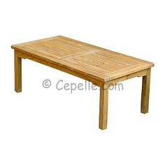 Meeting Rect. Table Straight Legs | Cepelle Furniture