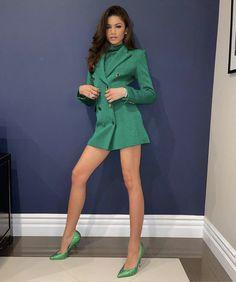 Zendaya Outfits, Zendaya Style, Zendaya Fashion, Zendaya Maree Stoermer Coleman, Latest Instagram, Blazer Dress, Blazer Outfits, Blazer Suit, Girl Crushes