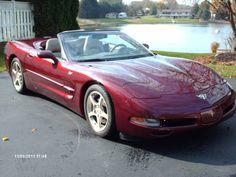2003+Chevrolet+Corvette+50th+Anniversary+Convertible