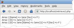 SQLite PHP tutorial
