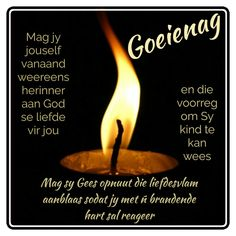 Evening Greetings, Afrikaanse Quotes, Goeie Nag, Christian Messages, Sleep Tight, Good Night, Lilac, Cottage, Nighty Night