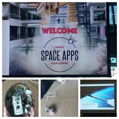 It's on!  Cannot contain excitement! #astronaut #coconauts #ehealthinspace  #androidonsteroids #android #arduino #spaceapps #SpaceAppsCPH  #spaceappschallenge #NASA  #ehealth  #space by vibekevinding