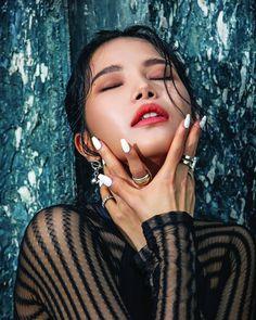 South Korean Women, Under The Rainbow, Solar Mamamoo, Best Memories, Girl Boss, Korean Girl Groups, Kpop Girls, Model, Instagram