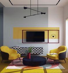 Bedroom Wall Designs, Home Decor Bedroom, Living Room Designs, Living Room Decor, Indian Bedroom Decor, Wall Painting Living Room, Home Room Design, Interior Design Living Room, Interior Decorating