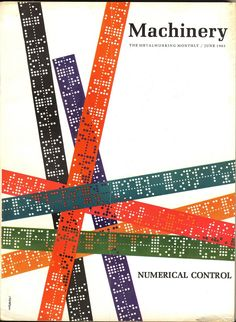 Mad for Mid-Century: Mid-Century Design of Machinery Magazine