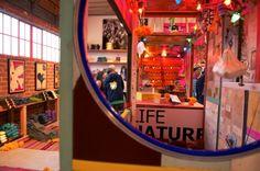 freecityfreemind:    photo credit Lisa Eisner  it lives in the shop