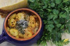 Wildtree's Tortellini Minestrone Recipe - www.mywildtree.com/simpleandhealthy