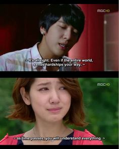 heartstrings: ep 12 when he comforted her by singing a song over the speaker because he couldnt find her at the school but still wanted to be there for her in some way when she was crying /: