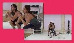 Killer Butt and Leg Exercises #fitness #health #butt #omb #BrookeBurke #workout