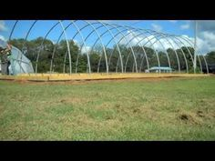 PVC HOOPHOUSE - THE ARCHES - YouTube