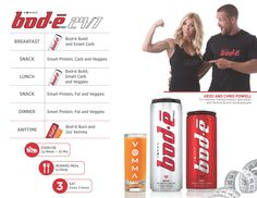 #bodēpro #build #Vemma #foodplan #cleaneating
