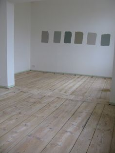day - library - floors = sanded + lye & swedish soap / f & b paint swatches Floor Plans Online, Hidden Rooms, Bedroom Floor Plans, Pine Floors, Teal Walls, Bedroom Flooring, Wooden Flooring, Rustic, Paint Swatches
