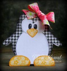 HYCCT1201B - Happy Bird-day!  So Adorable!!