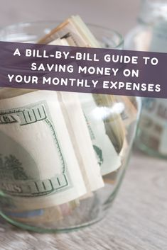 Wondering how to save on monthly bills? Here are six surprisingly simple ways that won't change your lifestyle one bit. Mo Money, Money Tips, Money Saving Tips, Money Management, Wealth Management, Money Saving Challenge, Savings Plan, Budgeting Finances, Financial Tips