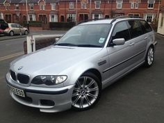 BMW 3 SERIES Estate 320I SPORT 5DR AUTO got myself a new one of these when I left Germany in 2003