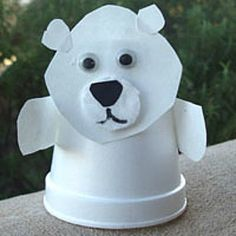 Imagine having a list of paper cup craft ideas, with the tutorial site names, all in one place. That's what you'll find at Best Paper Cup Crafts. I've done the searching so you can do the crafting.