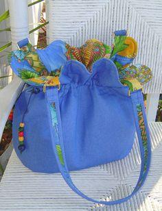 Boho Baguette Pattern-handbag Patterns-StudioKat Designs