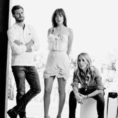 Fifty Shades Of Grey Sam-Dakota-Jamie