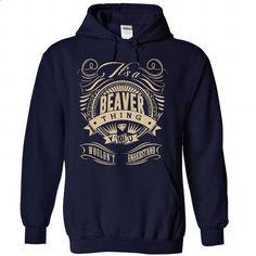 BEAVER THING T-SHIRT - #lace shirt #nike hoodie. I WANT THIS => https://www.sunfrog.com/No-Category/BEAVER-THING-T-SHIRT-4643-NavyBlue-Hoodie.html?68278