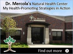 Link to the home page of Dr. Joseph Mercola - a leading naturopathic doctor with tons of important information for our health in this modern age