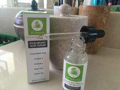 Add A More Potent Delivery System to Your Beauty and #Skin Regiment #OZNaturalsHASerum