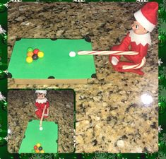 Christmas Activities, Christmas Traditions, Christmas Elf, Christmas Crafts, Christmas Ideas, Elf Games, Bad Elf, Awesome Elf On The Shelf Ideas, Elf Magic