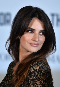 Penelope Cruz at London screening of The Counselor