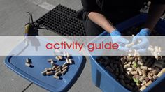 Jan Elftmann combines her artist's eye and scientist's curiosity to transform everyday objects such as corks in her found-object art. In this Activity Guide, explore objects as both an artist and as a scientist.
