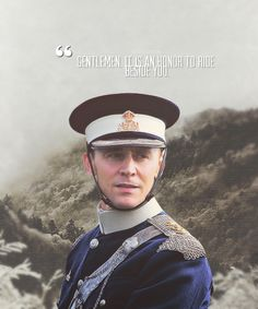 Tom Hiddleston as Captain Nichols.. The saddest part of this movie is when he dies
