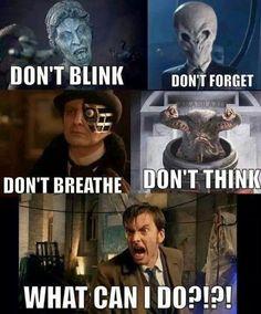 don't blink don't breathe - Google zoeken