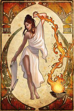 Rhea Goddess, Greek Goddess Art, Greek And Roman Mythology, Greek Gods And Goddesses, Greek Art, Persephone Greek Goddess, Goddess Of The Hearth, Ancient Greek Religion, Virgo Art