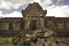 Wat Phu Champasak, Champasak, Laos