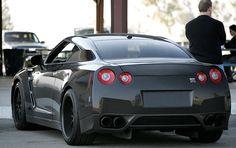Nissan skyline GTR R35