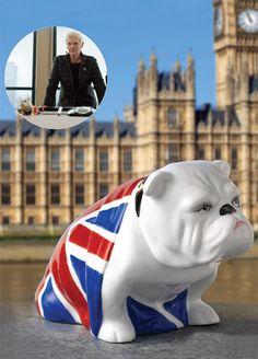 In several scenes, of the movie Skyfall from James Bond you can see a Royal Doulton china Bulldog on M's desk. The figure is not just a movieprop but plays a significant role in the movie plot. Movie Plot, Epic Movie, Film Movie, James Bond Skyfall, James Bond Movies, Omega Seamaster Deville, The Sky Is Falling, British Bulldog, Royal Doulton