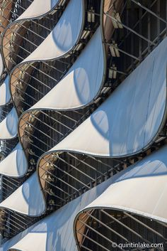 The Wave Car Park - Cardiff Bay, Wales - Scott Brownrigg