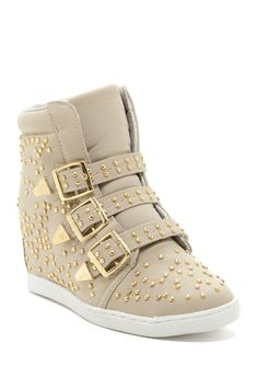 I want these- Bucco Danick Wedge Sneaker on HauteLook