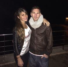 "Leo Messi on Instagram~""Happy birthday my darling. Love you"""