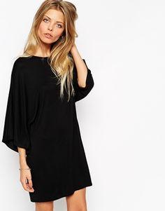 ASOS T-Shirt Dress with Kimono Sleeves
