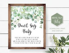 Baby Girl Shower Themes, Baby Shower Signs, Baby Shower Invitations For Boys, Baby Shower Games, Baby Shower Parties, Baby Boy Shower, Shower Party, Late Night Diapers, Floral Baby Shower